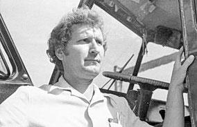 Ф.Клец, водитель  АТХ-1,( бетон на АЭС)