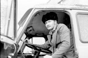 М. Погудин -водитель АК-5, АТХ-1.