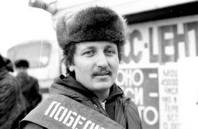 Василий Ильяшенко  оператор БСУ-1.
