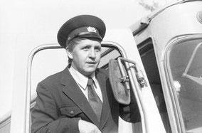 водитель АТП И. Попов