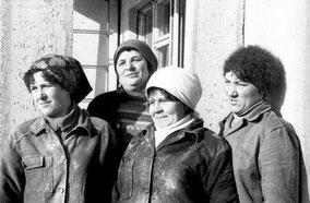 бригада штукатуров-маляров Е.Абрамовой.