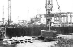 АЭС - блок №1.