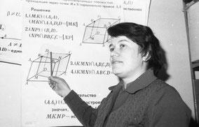 Учитель математики  СПТУ-62 Т.А.Коновалова