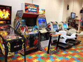 Installazione videogiochi parco giochi