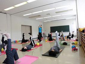 健康体操:あわらトリムクラブ