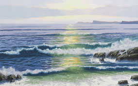 Joan Puerto Gemälde