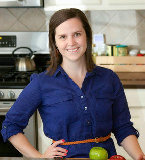 Amber Ketchum, Registered Dietitian Nutritionist, Homemade Nutrition