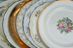 Dinner/ Luncheon Plates