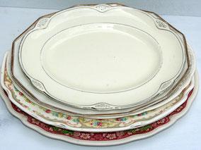 Large serving platters