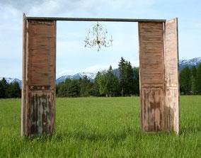 Large shutter doors