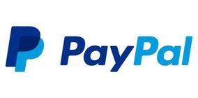 PayPal-Zahlung Alleinunterhalter