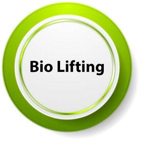Bio Lifting, die Hautauffrischung und Hautverjüngung