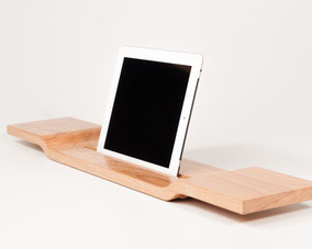 Bild:ipad Halterung Badewanne tablet Badewannenhalterung