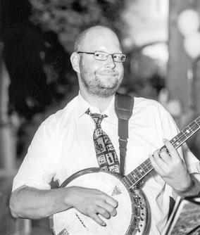 Peter Friedrich-banjo