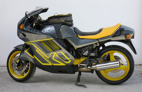 BMW k1 - grey yellow k1 RS