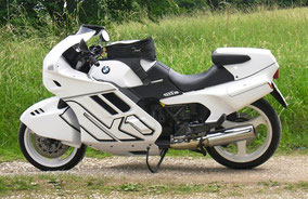 BMW k1 - white black