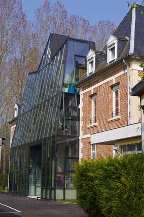 foyer d'accueil médicalisé dans la somme, près d'Amiens, à Bacouel