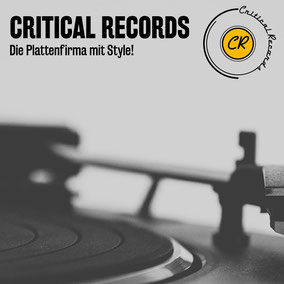 Critical Records Logodesign by GRAPHIC JULEZ