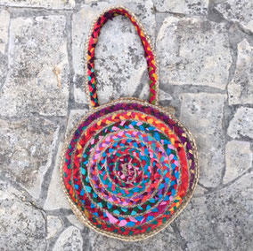 Lässige Shopper-Bags auch im Metallic-Look