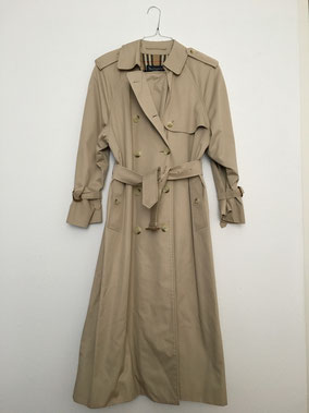 BURBERRY Coat, Size M