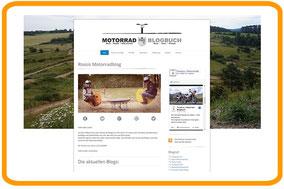 Projekt Blog Motorrad