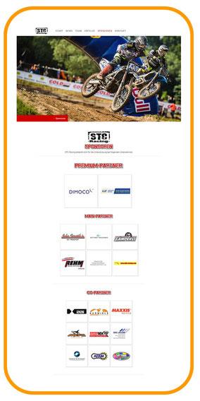 STC Racing - Sponsoren - Projekte