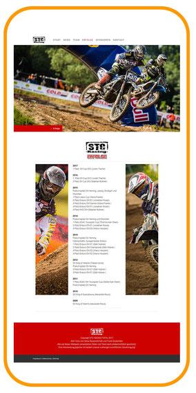 Referenz - STC Racing - Erolge