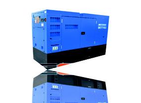 Generador Diesel 77KVA Super silencioso