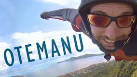 Otemanu - Wingsuit à Bora Bora