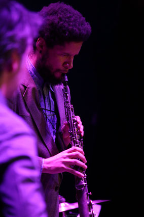 Hugo Fernandez guitarra jazz España, Hugo Fernandez guitarrista jazz mexicano