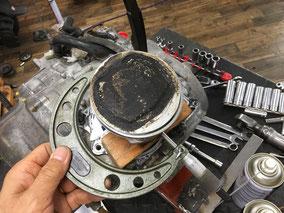 Z SR SRXチューニング エンジンオーバーホール