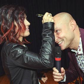 Alexia firma pelata Andrea Prada anni 90 dance Summer is Crazy