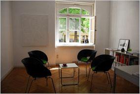 Unser Mediationsraum in der Sophienstraße