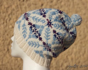 Item 0176: Fair Isle 100% machine-washable wool 25€