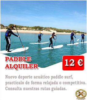 paddle surf Arcos