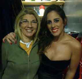 videoclip Sinlache con Anabel Pantoja