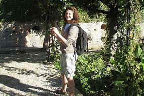 Andalusien Reise, Wanderweg Andalusien