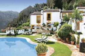 Andalusien Individualreise, Südspanien auf eigene Faust, Unterkünfte Andalusien