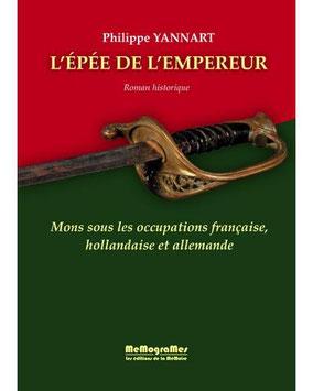 L'épée de l'empereur de Ph. Yannart - 33€