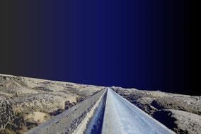 Strassenbahnschiene