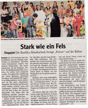 21.03.2017, Allgäuer Zeitung