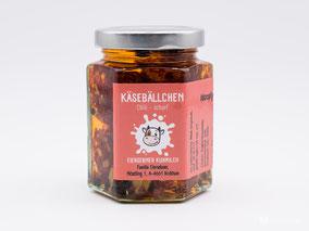 Käsebällchen Chili - Eiersebner Kuhmilch