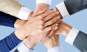 Построение команды в бизнесе