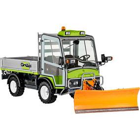 Grillo Transporter PK  1400