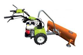 Grillo GH 7 Kombi-Maschine mit Schneeschild