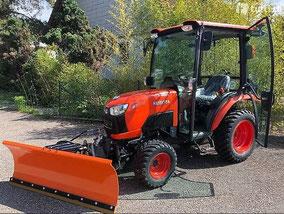 Kubota Traktor B 2650