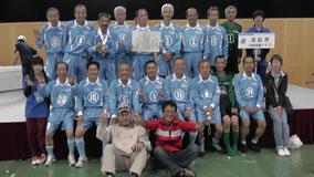 サッカーシニア