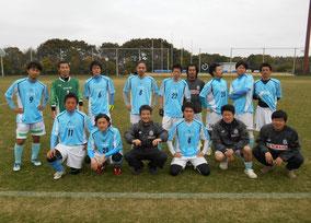 平成26年度 第34回磐周社会人サッカー大会