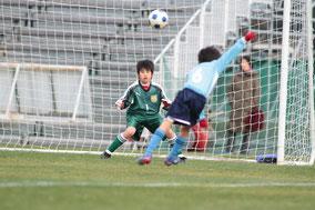 サッカー4種ジュニア・少年部