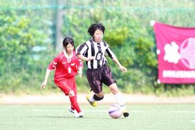 サッカー5種女子部
